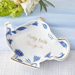Pretty Little Things Porcelain Trinket Dish