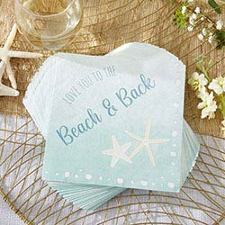 Beach Party Paper Napkins (Set of 30)